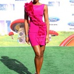 2011 BET Awards Red Carpet Arrivals Kelly Rowland