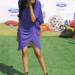 2011 BET Awards Red Carpet Arrivals Michelle Williams
