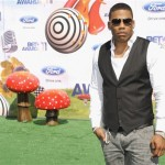 2011 BET Awards Red Carpet Arrivals Nelly