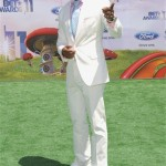 2011 BET Awards Red Carpet Arrivals  Nick Cannon