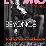 Beyoncé's L'Uomo VOGUE cover