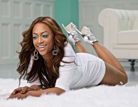 Trina shut down pregnancy rumors on twitter