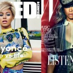 beyonce W dazed and confused cover