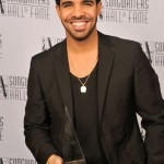 drake 42nd annual songwriters hall fame 3