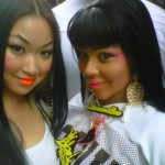 lil kim gay attends gay pride parade 2