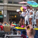 lil kim gay attends gay pride parade 3