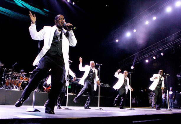2011 Essence Music Festival New Edition 2
