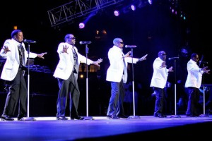 New Edition Declares The Stage at 2011 Essence Music Festival