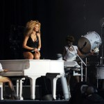"""Beyonce Performing at """"T in the Park"""" festival 6"""