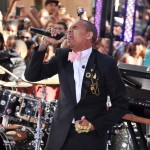 "Chris Brown Performing ""She Ain't You"", ""I Can Transform Ya"" & More on Today Show 2011   5"