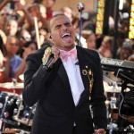 "Chris Brown Performing ""She Ain't You"", ""I Can Transform Ya"" & More on Today Show 2011   2"