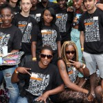 Diddy Dirty Money Gives Back to Orange RockCorps 5