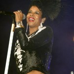 Kelis Performing at Lovebox 2011 at Victoria Park 5