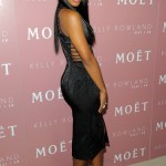 Kelly Rowland Album Release Celebration Party at Moet Rose Lounge