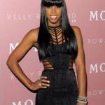 Kelly Rowland Album Release Celebration Party at Moet Rose Lounge July