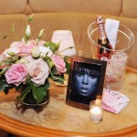 Kelly Rowland Album Release Celebration Party at Moet Rose Lounge Table