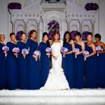 Monica Twitpic's herself and the bridesmaids at her wedding. Can you spot Ciara, Tiny and Trina?