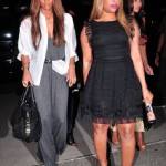 Monica Marries Shannon Brown For The Second Time Ciara and Trina