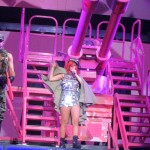 Rihanna Surprises Fans With Jay-Z at LOUD Tour 3