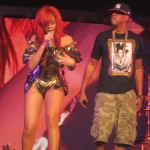 Rihanna Surprises Fans With Jay-Z at LOUD Tour 5
