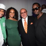 Swizz Beatz Reebok Lite Party Alicia Keys, Diddy