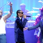 11th Annual BMI Urban Awards Snoop Dogg The Game Charlie Wilson