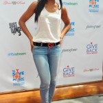 Give Back Hollywood Foundation's Benefit For The VH1 Save The Music Foundation Kelly Rowland