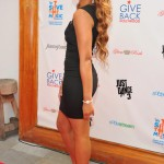 Give Back Hollywood Foundation's Benefit For The VH1 Save The Music Foundation Tamar Braxton