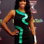 Kelly Rowland Arriving at X-Factor Photo Call 2
