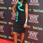 Kelly Rowland Arriving at X-Factor Photo Call 3