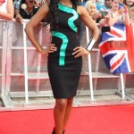 Kelly Rowland Arriving at X-Factor Photo Call 4