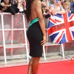Kelly Rowland Arriving at X-Factor Photo Call 5