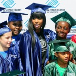 Kelly Rowland Encourage Boys & Girls Club to Be Motivated in School