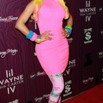 Lil' Wayne's The Carter IV Album Release Party nicki minaj