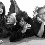 Remembering Aaliyah Haughton August 25 2011 Missy Elliott Lil' Kim Da Brat