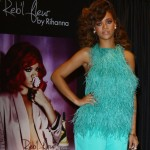 Rihanna Launches Reb'l fleur in London 6