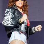 Rihanna Performs at V Festival in the UK