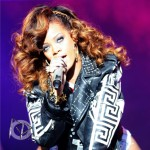Rihanna Performs at V Festival in the UK 2