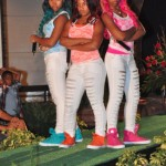 The OMG Girlz Performs at Macy's Fashion Show