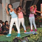 The OMG Girlz Performs at Macy's Fashion Show 2