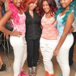 The OMG Girlz Performs at Macy's Fashion Show 3