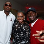 """Tyrese & Snoop Dogg Attends Carmelo & Lala Anthony's """"La La's Full Court Life"""" Premiere Party tyrese"""