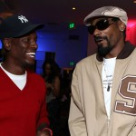 """Tyrese & Snoop Dogg Attends Carmelo & Lala Anthony's """"La La's Full Court Life"""" Premiere Party tyrese and snoop dogg"""