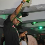 Wale Performs at Roc Nation Concert at Compound 2