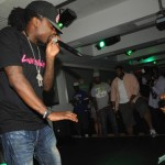 Wale Performs at Roc Nation Concert at Compound 6