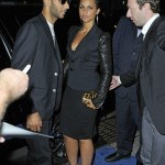 "Alicia Keys & Swizz Beatz Attends The Premiere of ""Five"""