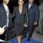 "Alicia Keys & Swizz Beatz Attends The Premiere of ""Five""  4"
