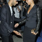"Alicia Keys & Swizz Beatz Attends The Premiere of ""Five"" 7"