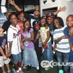 Day One- Ludacris Kicks of LudaDay Weekend with a Party & Baseball Game Ludacris and Kids