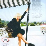 Glamour Magazine- Nicki Minaj Talks Insecurities & Down time 2
